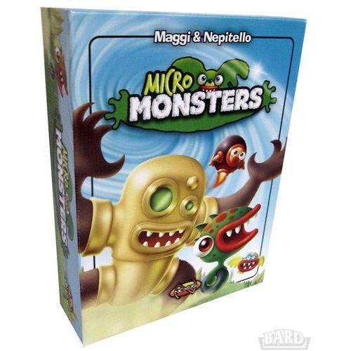 Micro monsters (pchełki) marki Bard centrum gier