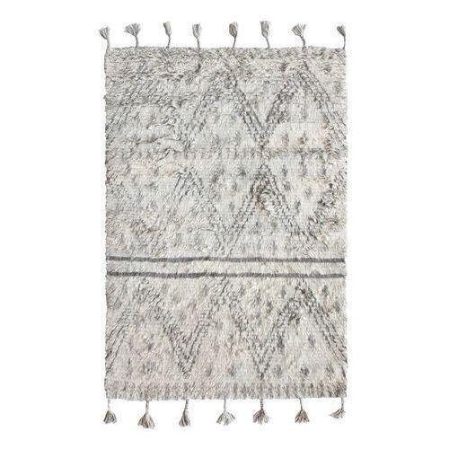 Hk living ręcznie tkany dywan berberski wykonany z wełny (120x180) ttk3017 (8718921015165)