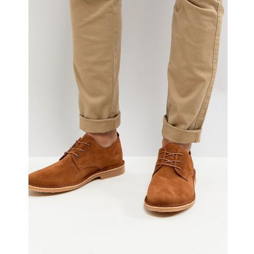 suede desert shoe - tan, Jack & jones
