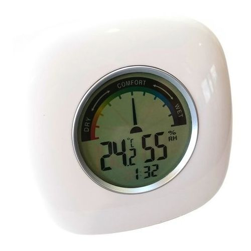 Termometr higrometr Terdens Komfort Klimat 3700