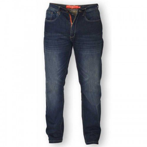 D555 bourne jeansy męskie duże rozmiary, Duke