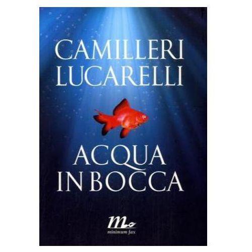 Acqua in bocca (9788875212780)