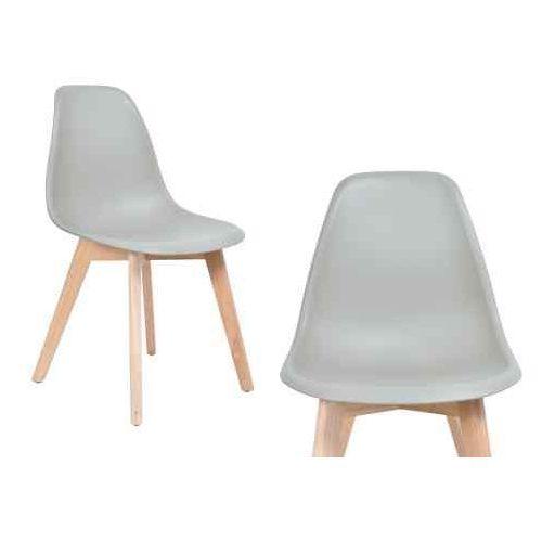 Krzesło Asti - szare