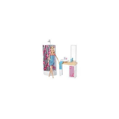 mebelki deluxe mattel (�azienka) marki Barbie