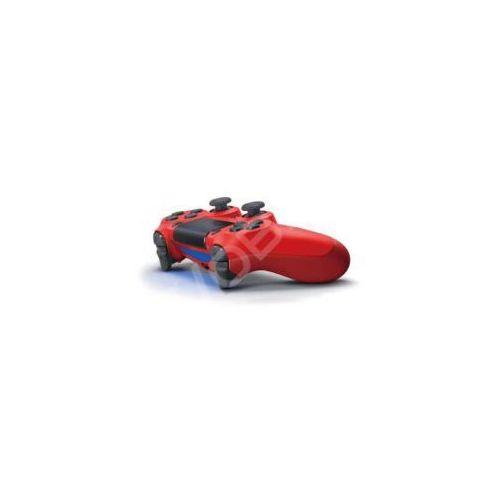 Sony Ps4 dualshock 4 czerwony v2