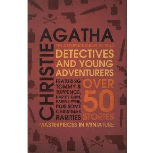 Detectives and Young Adventurers - Wysyłka od 3,99 - porównuj ceny z wysyłką, Agatha Christie