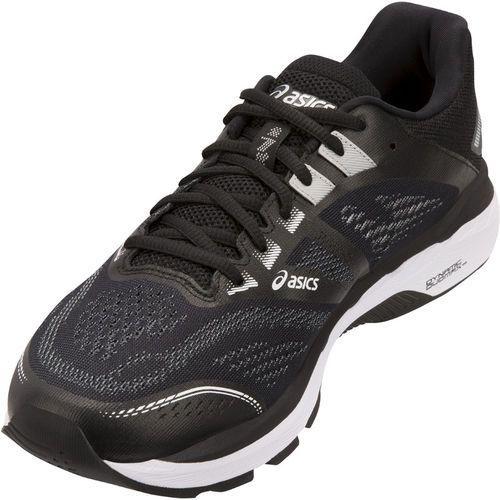 Asics gt 2000 7 shoes men, blackwhite us 9   eu 42,5 2019