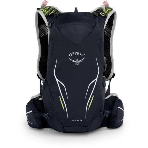 duro 15 plecak z systemem nawadniającym mężczyźni, alpine black m/l 2020 plecaki do biegania marki Osprey