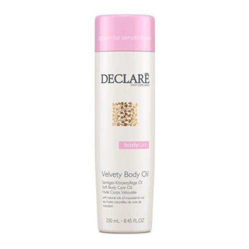 Declaré body care velvety body oil aksamitny olejek do ciała (718) marki Declare