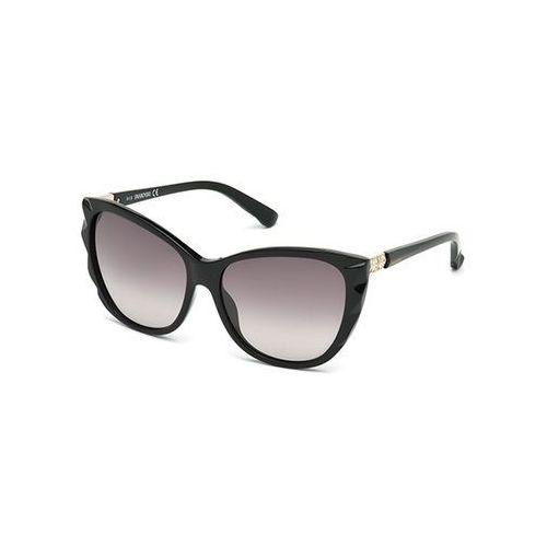 Swarovski Okulary słoneczne sk 0117 01b