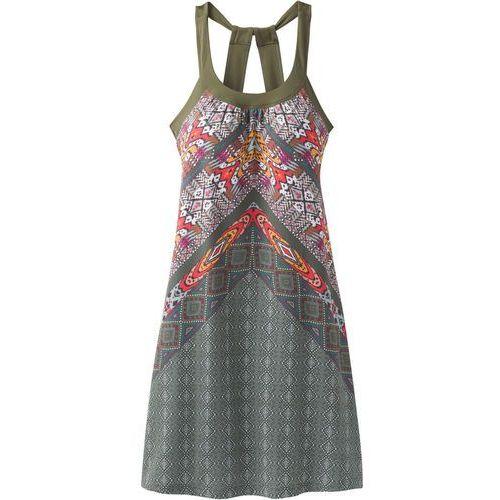 cantine sukienka kobiety oliwkowy m 2018 sukienki, Prana