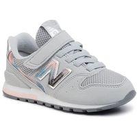 Sneakersy - yv996gs szary marki New balance