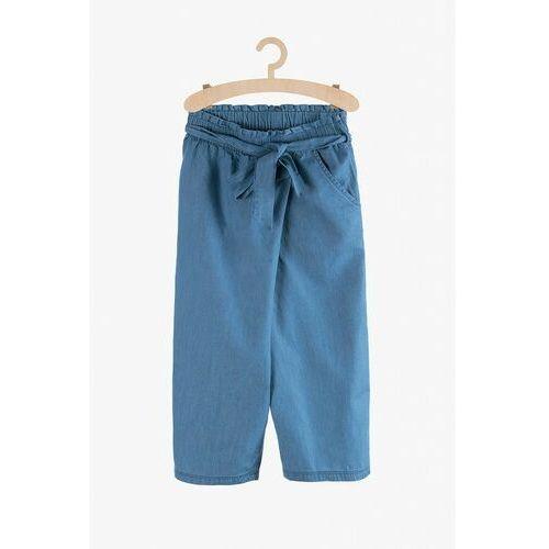 Lincoln & sharks by 5.10.15. Spodnie dziewczęce materiałowe 4l3806