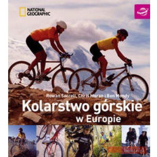 Kolarstwo górskie w Europie (ilość stron 320)
