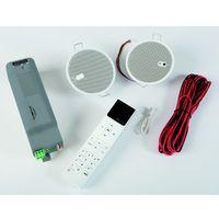 Radio kbsound iselect 2,5' przystosowany do współpracy z kbsound dock pod zabudowę do łazienki lub kuchni marki Eissound