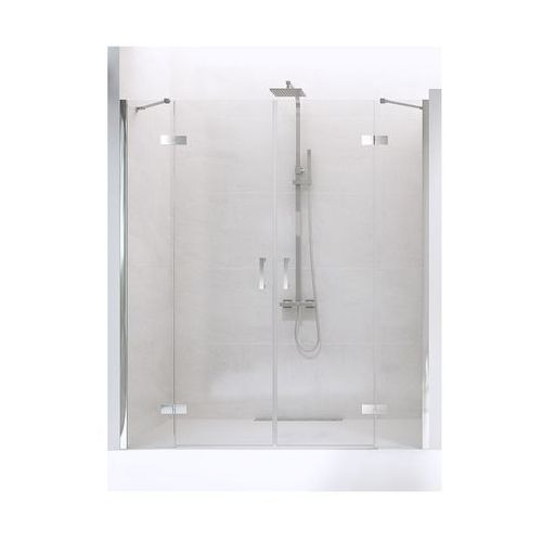 Drzwi prysznicowe 190 cm D-0099A/D-0100A New Renoma New Trendy