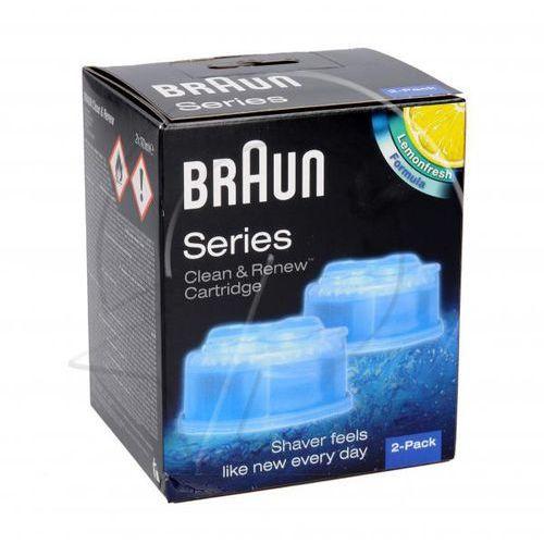 Braun Wkłady czyszczące do golarki 65331707 2szt.