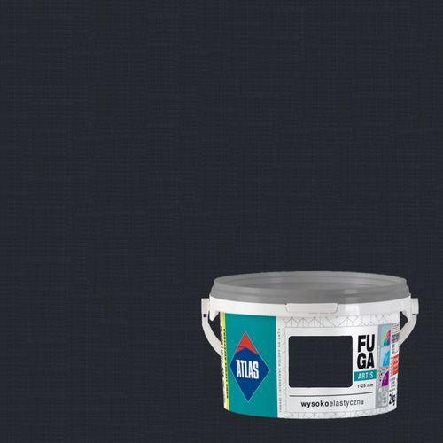 Fuga elastyczna artis 2kg grafitowy 037 marki Atlas