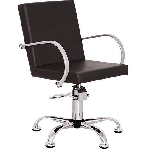 Fotel fryzjerski pik czarny 48h marki Ayala