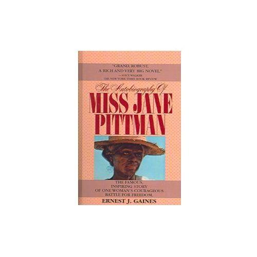 The Autobiography of Miss Jane Pittman (9780812415124)