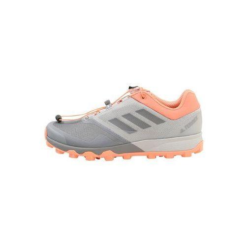 Adidas terrex Adidas performance terrex trailmaker w obuwie do biegania szlak grey heather/chalc orange (4059323941015)