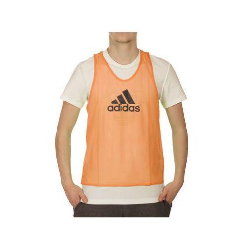 Adidas performance Koszulka adidas trg bib ii - pomarańczowy