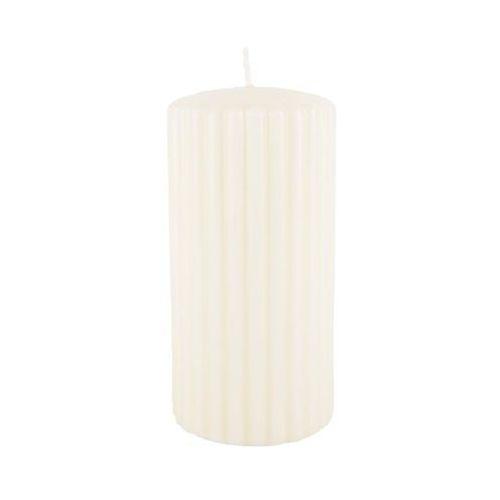 Świeca pieńkowa zapachowa true scents wanilia marki Bolsius