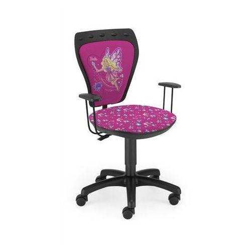 Krzesło dziecięce ministyle barbie wróżka bl marki Nowy styl