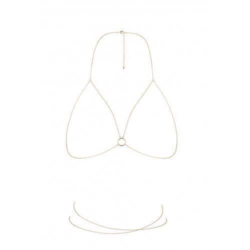 Bijoux Indiscrets - Magnifique Bra Chain (złoty)