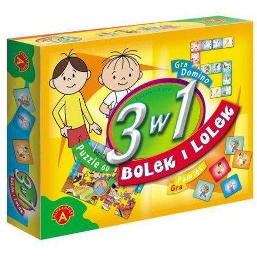 ALEXANDER 3 w 1 Bolek i Lolek (5906018008067)
