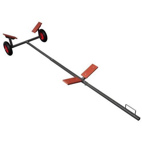 vidaXL Wózek do łódek o udźwigu maksymalnym 160 kg (8718475826354)