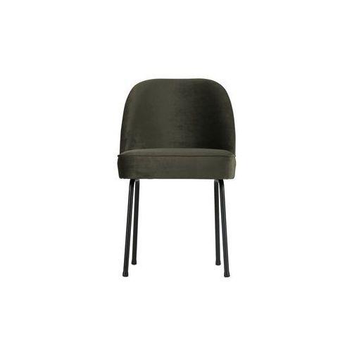 krzesło do jadalni vogue zielone 800816-501 marki Be pure