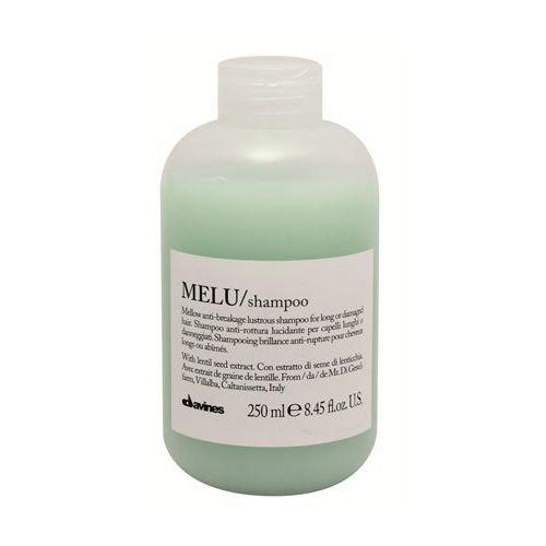 Davines Melu Lentil Seed delikatny szampon do włosów słabych i zniszczonych (Mellow Anti-Breakage Lustrous Shampoo for Long or Damaged Hair) 250 ml