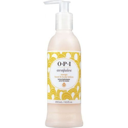 Opi avojuice mango hand & body lotion balsam do dłoni i ciała - mango (250 ml)
