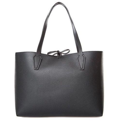 bobbi torebka czarny brązowy uni wyprodukowany przez Guess