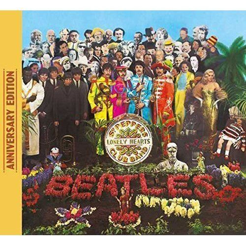 Universal music The beatles - sgt. pepper's lonely hearts club band - anniversary editions