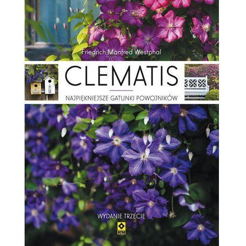 Clematis, oprawa miękka