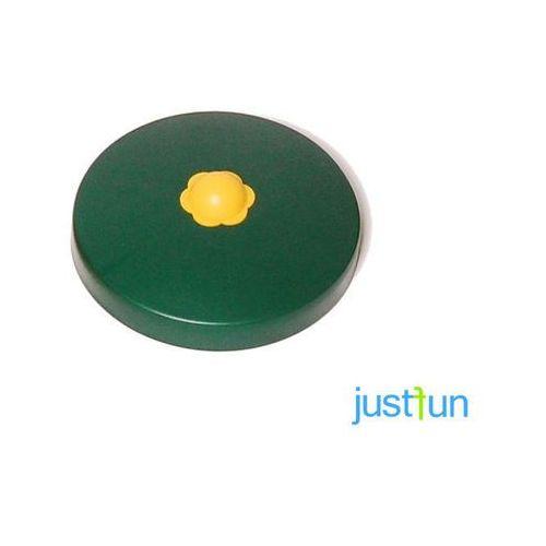 Just fun Plastikowa nakładka na belkę okrągłą ø 100 mm - zielony