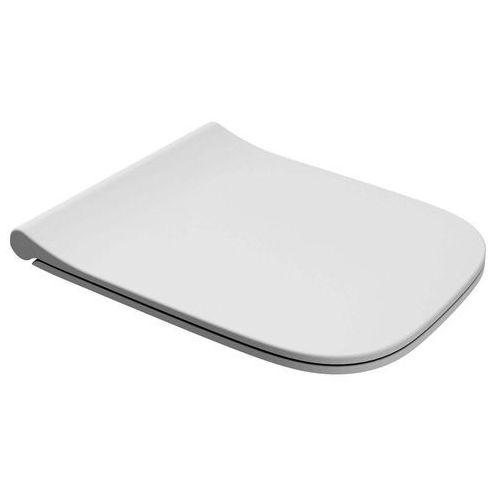 Koło modo deska wc slim antybakteryjna wolnoopadająca l30115000 (5906976036263)