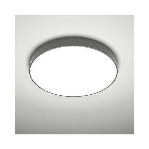 Plafon LAMPA sufitowa BUNGO 1158/G5/SZ Shilo ścienna OPRAWA metalowy KINKIET szary