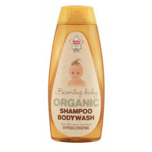 Beaming baby Hipoalergiczny żel do mycia ciała i włosów, 250 ml,