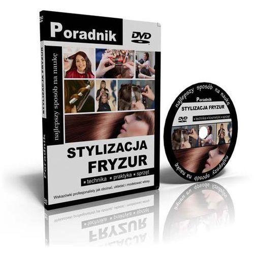 Stylizacja fryzur - kurs fryzjerstwa na DVD