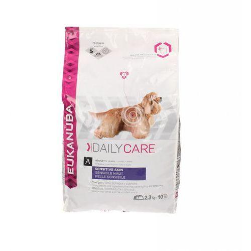 daily care sensitive skin 2,3 kg marki Eukanuba