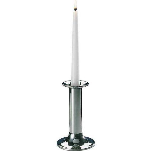 Aps Świecznik pojedynczy - chromowany | wys. 160 mm