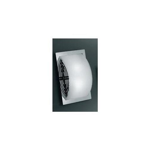 Linea light Plafon met wally 280 chrom żarówka led gratis!, 537k881