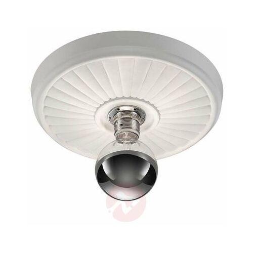 Lampa Sufitowa Trio Leuchten IRIS Biały, 1-punktowy - Vintage - Obszar wewnętrzny - IRIS - Czas dostawy: od 3-6 dni roboczych, kolor Biały