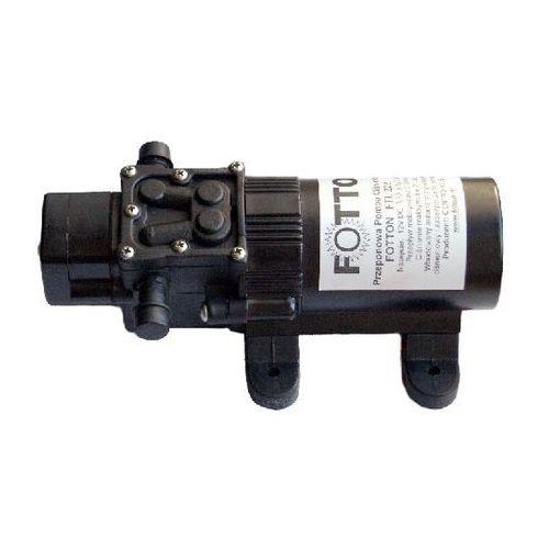 """Pompa przeponowa fotton ftl-222 2,4 bar 12v dc 4,3l marki Centropol """"fotton"""""""