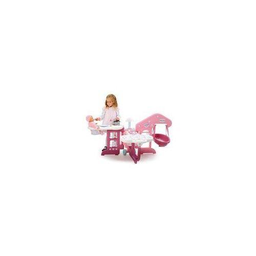 Kącik opiekunki Baby Nurse Smoby z kategorii Pozostałe lalki i akcesoria