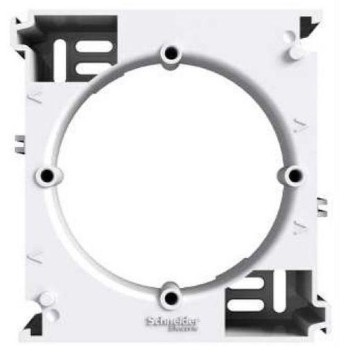 Schneider asfora podstawa naścienna, biała eph6100121 (3606480527425)