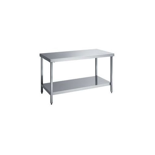 Stół roboczy ze stali szlachetnej,wys. robocza 850 mm marki Köhler